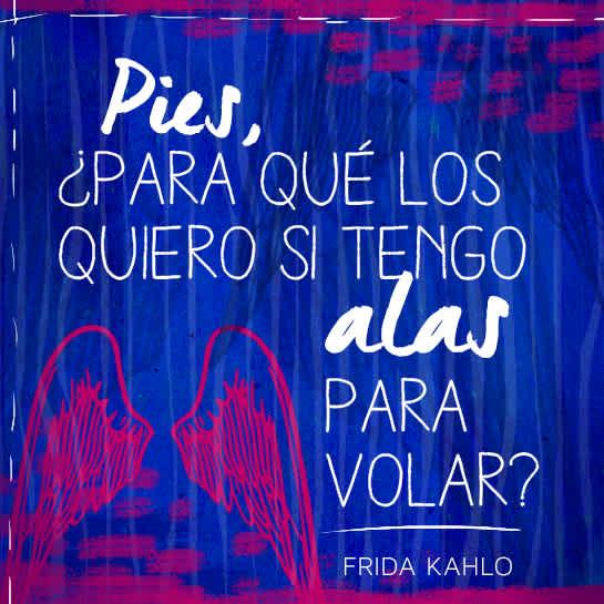 En citas espanol kahlo frida 50 frases