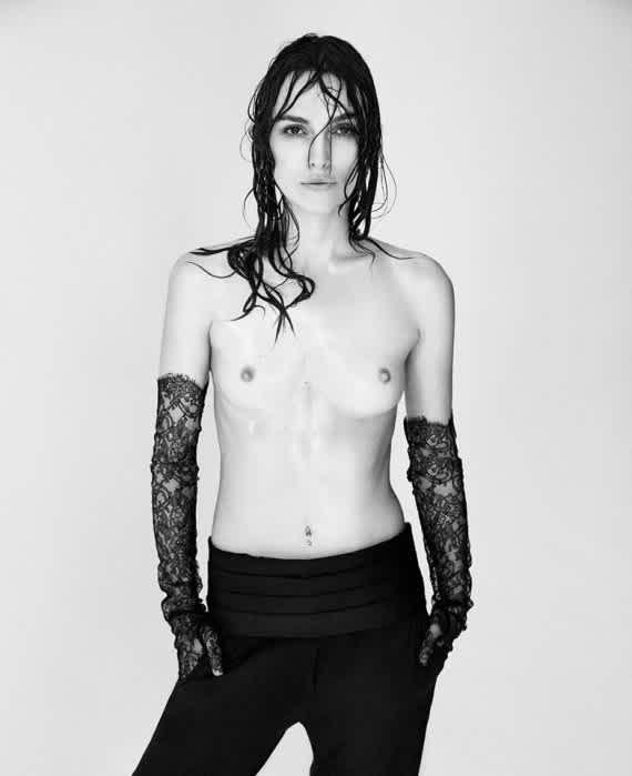 Naked keira knightley Keira Knightley