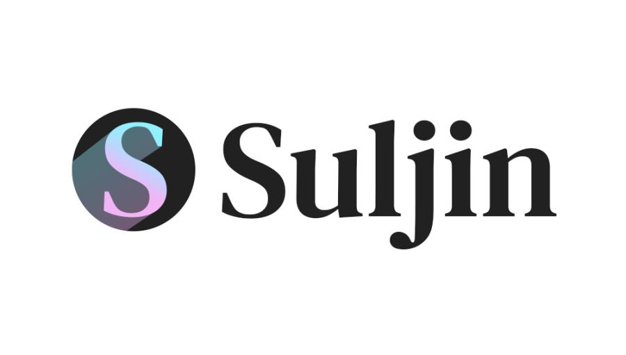 Suljin-sivuston logo käyttäen kuvamuotoa PNG. Kuva on terävämpi, kuin JPG-kuva.