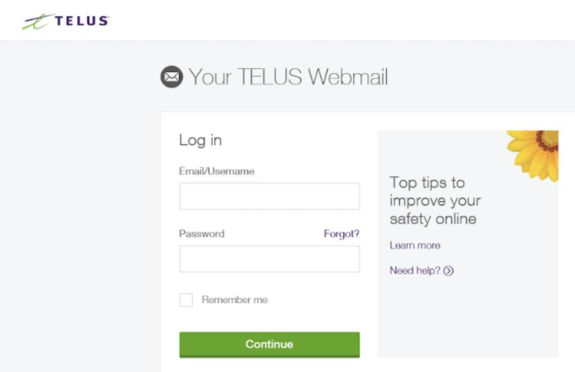 look communications web mail login