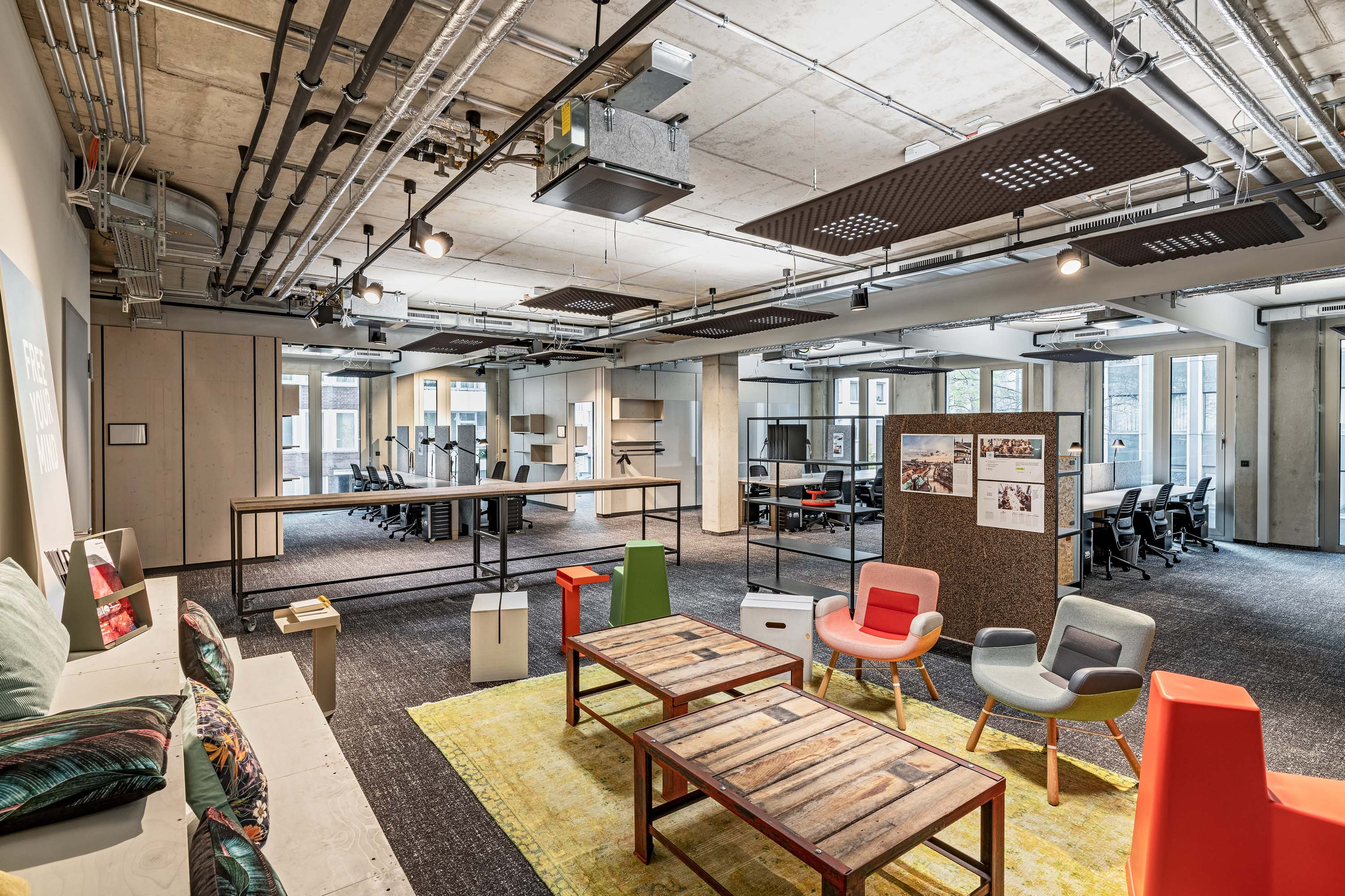 Download Presse Work Loft 1 © Design Offices