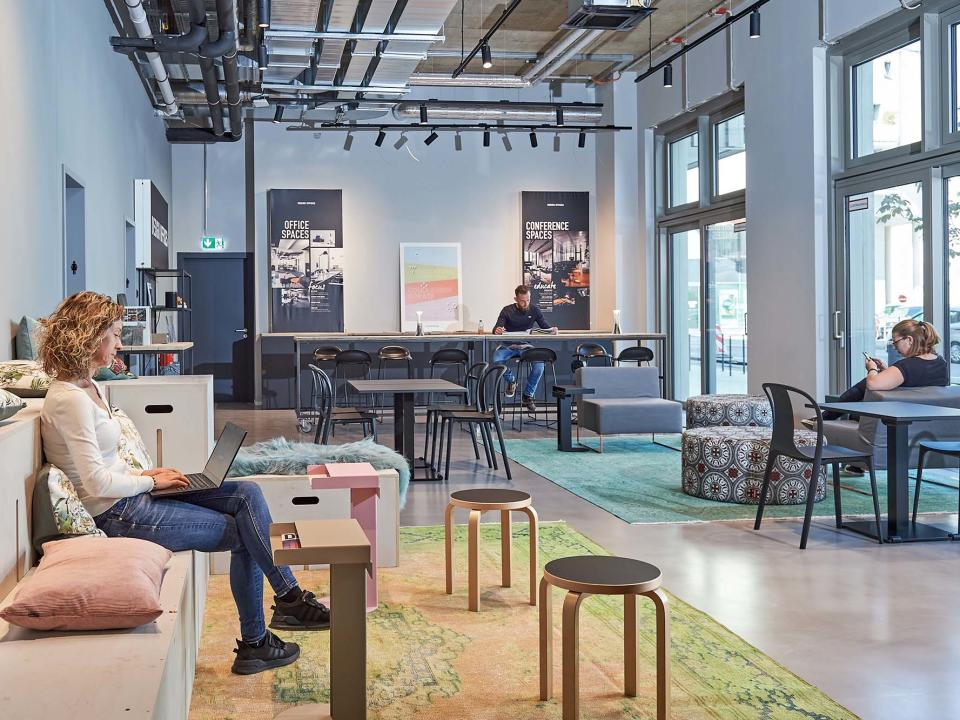 Coworking for 99 € per month