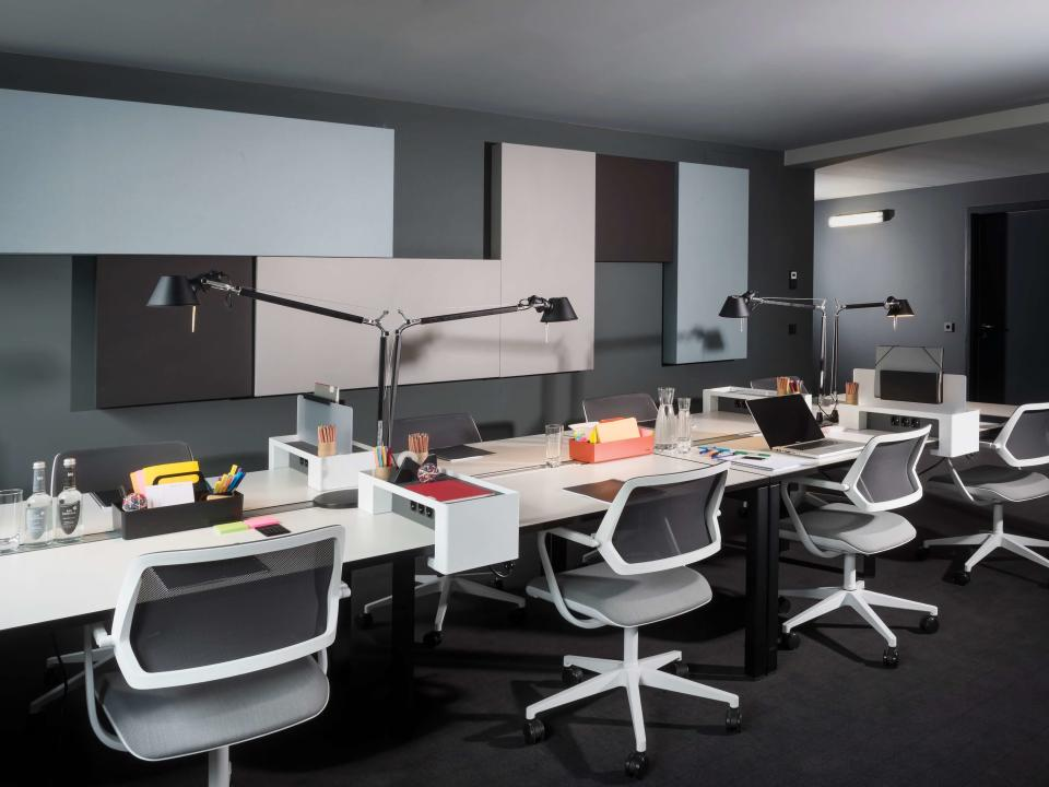 Coworking Space bei Design Offices Heidelberg Colours