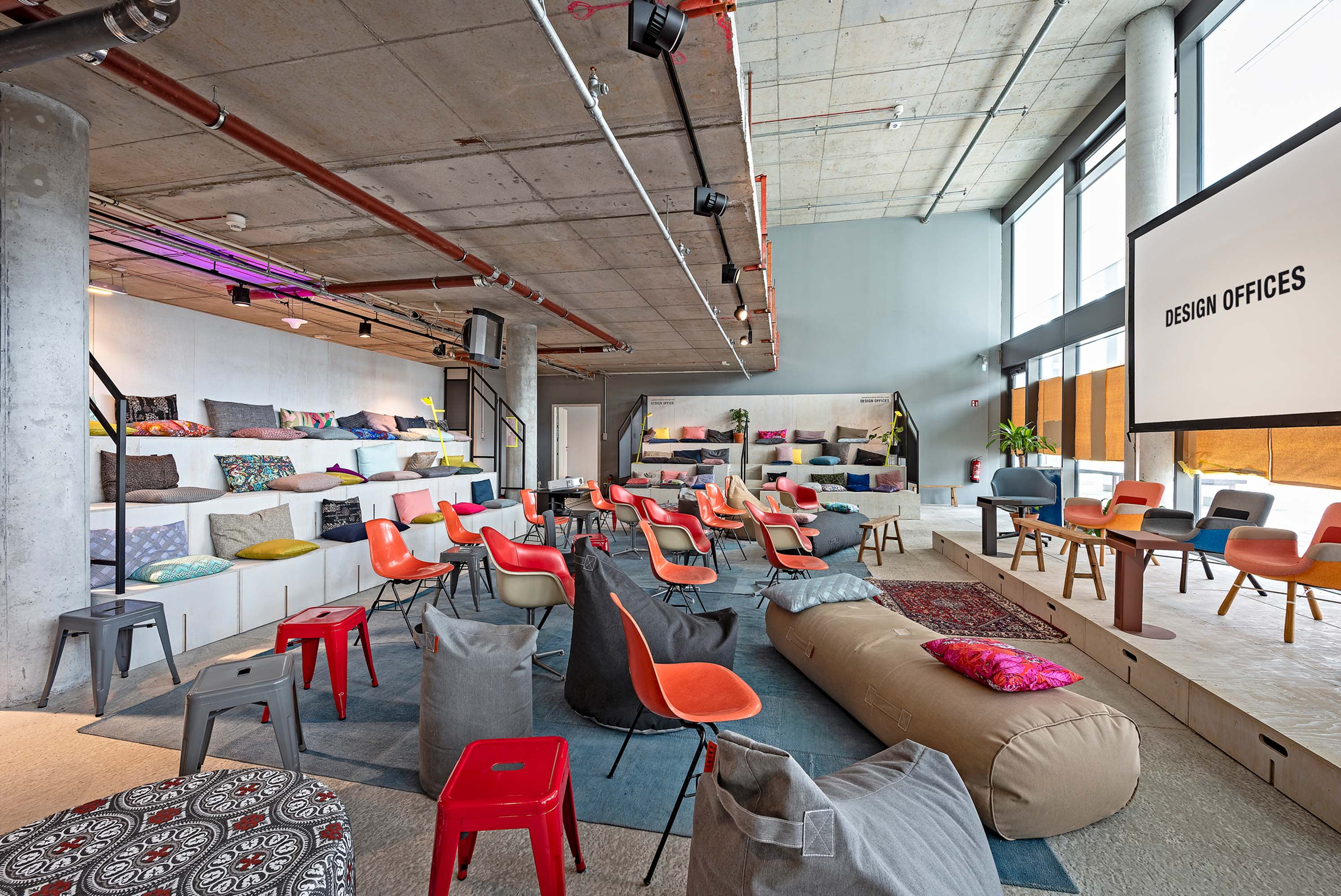 Download Presse Work Lab 2 © Design Offices