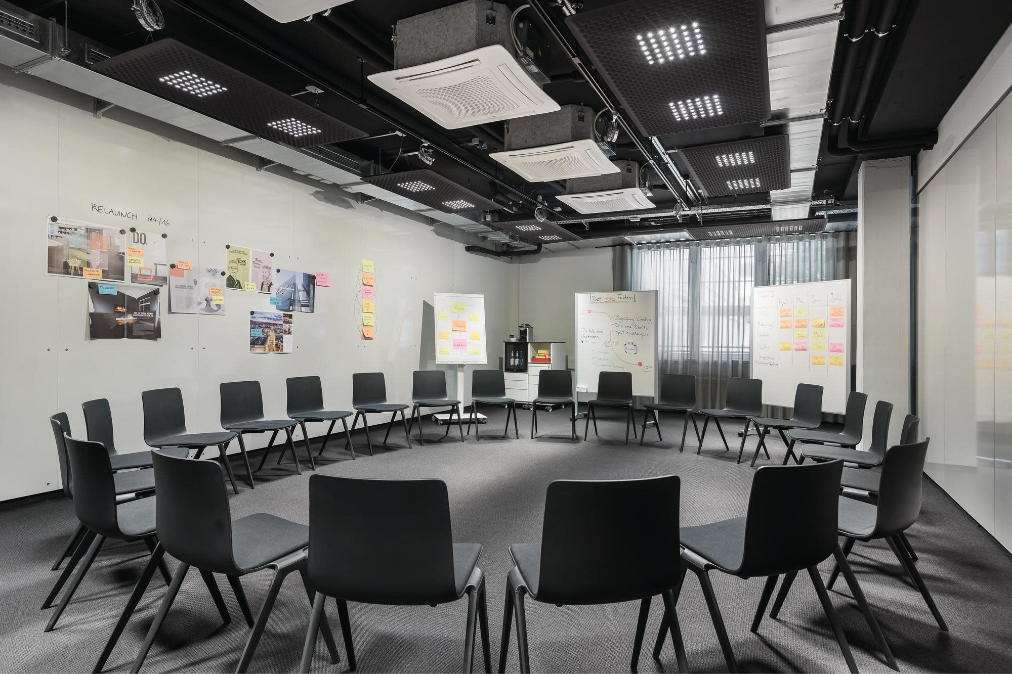 Training Room bei Design Offices Stuttgart Tower