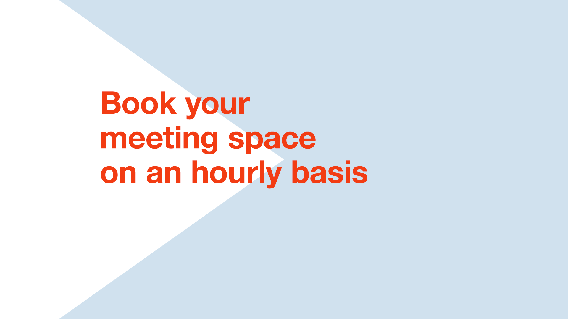 Book your meeting space on an hourly basis - www.designoffices.de/en/online-booking