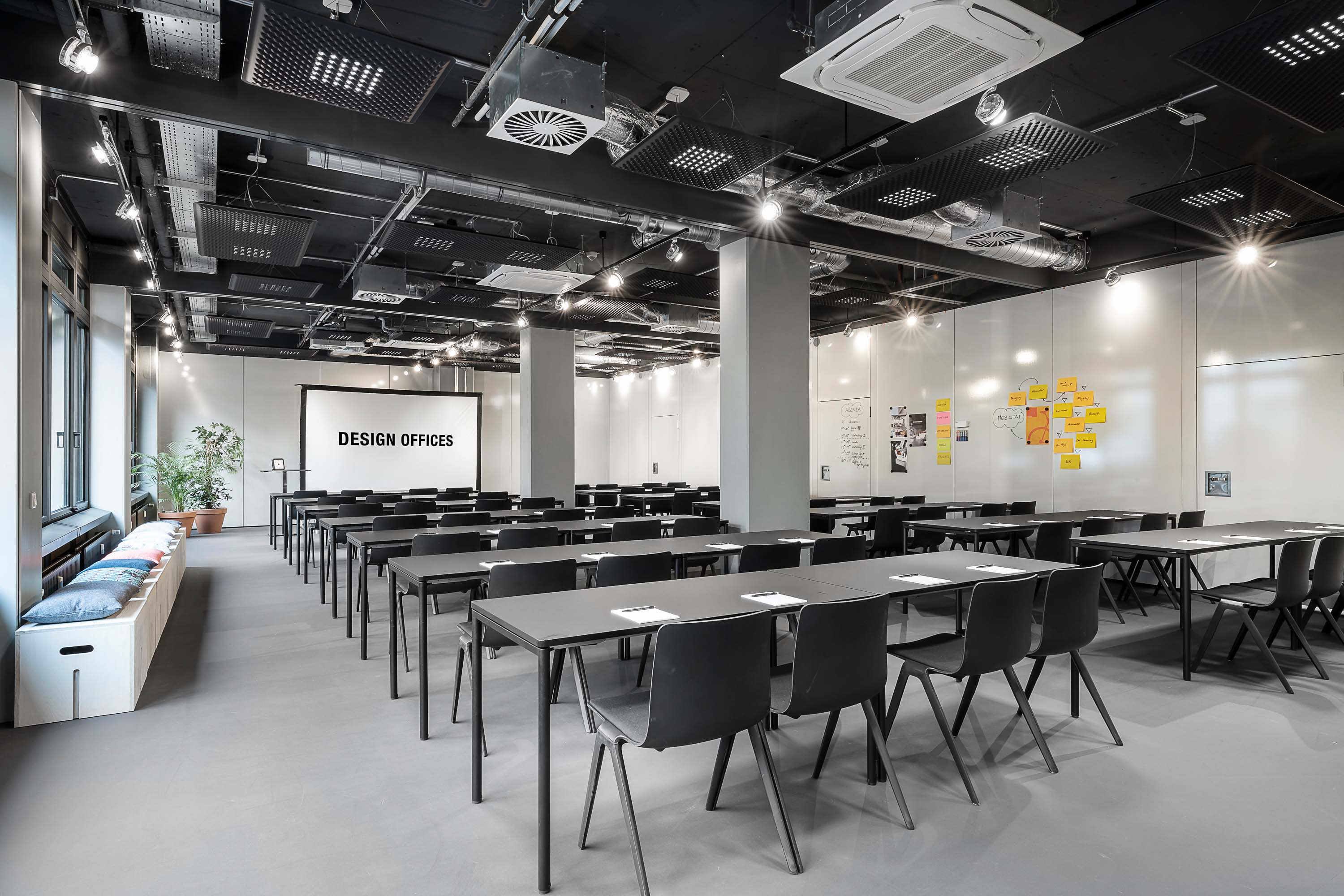 Download Presse Training Room 1 © Design Offices