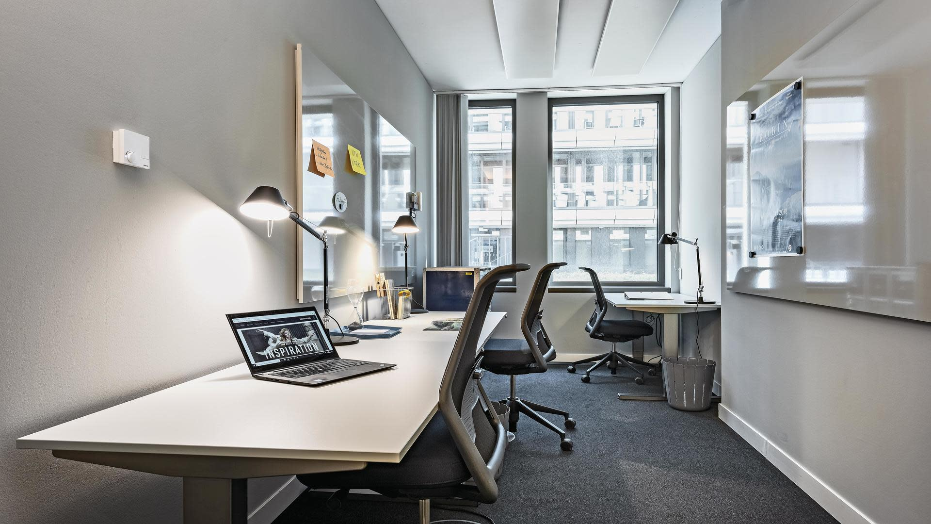 Flexible Office bei Design Offices Berlin Humboldthafen