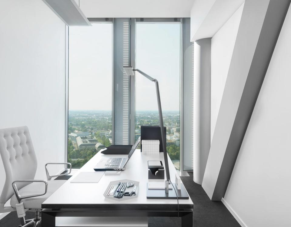 Offices am Standort Design Offices München Highlight Towers