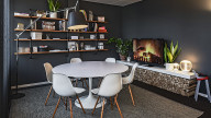 Fireside Room bei Design Offices Berlin Am Zirkus