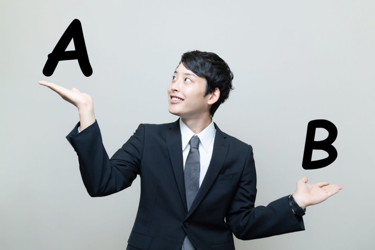 定量評価と訂正評価の違い