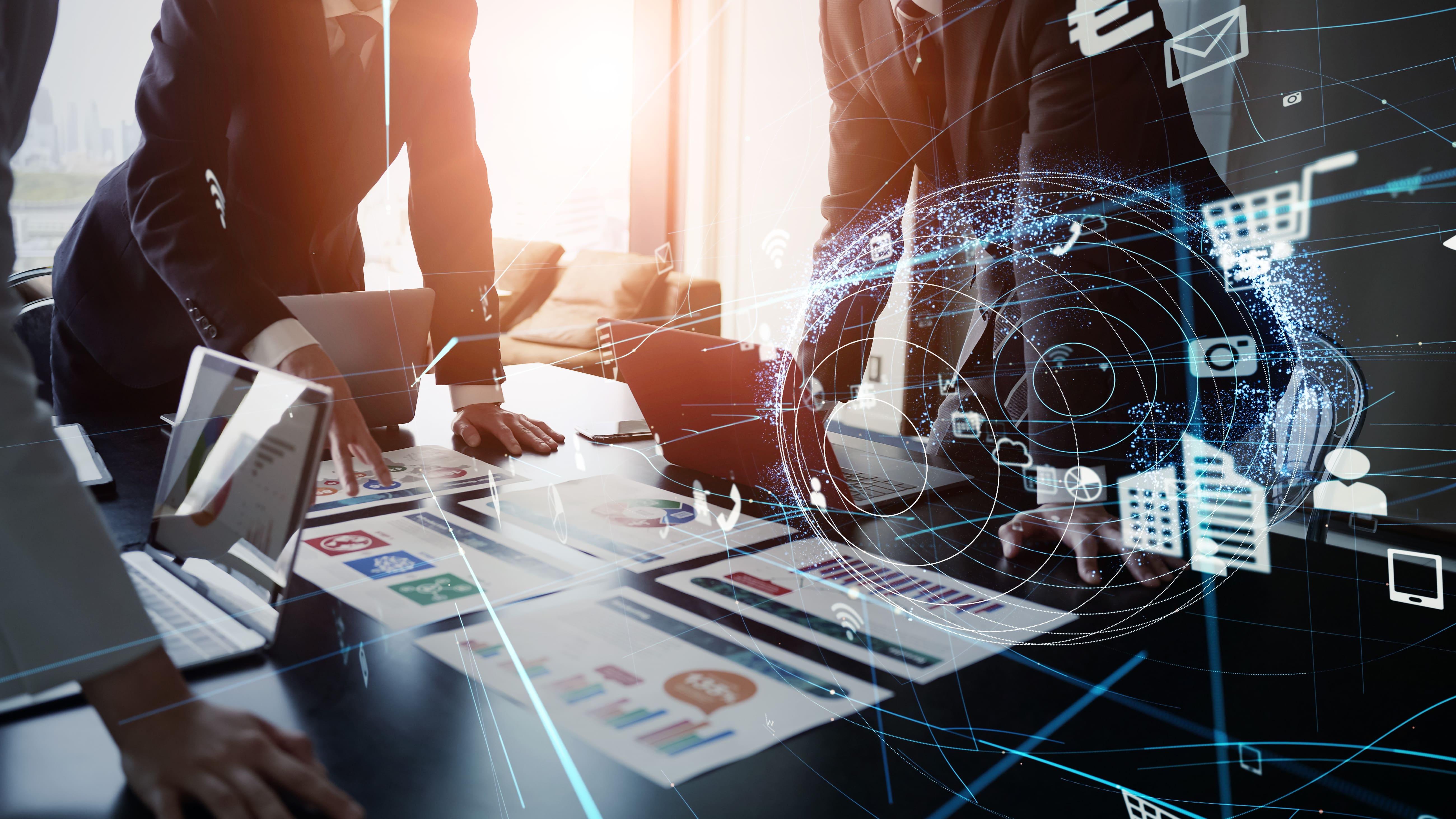 関西ビジネスインフォメーション株式会社における「HRBrain」の活用方法
