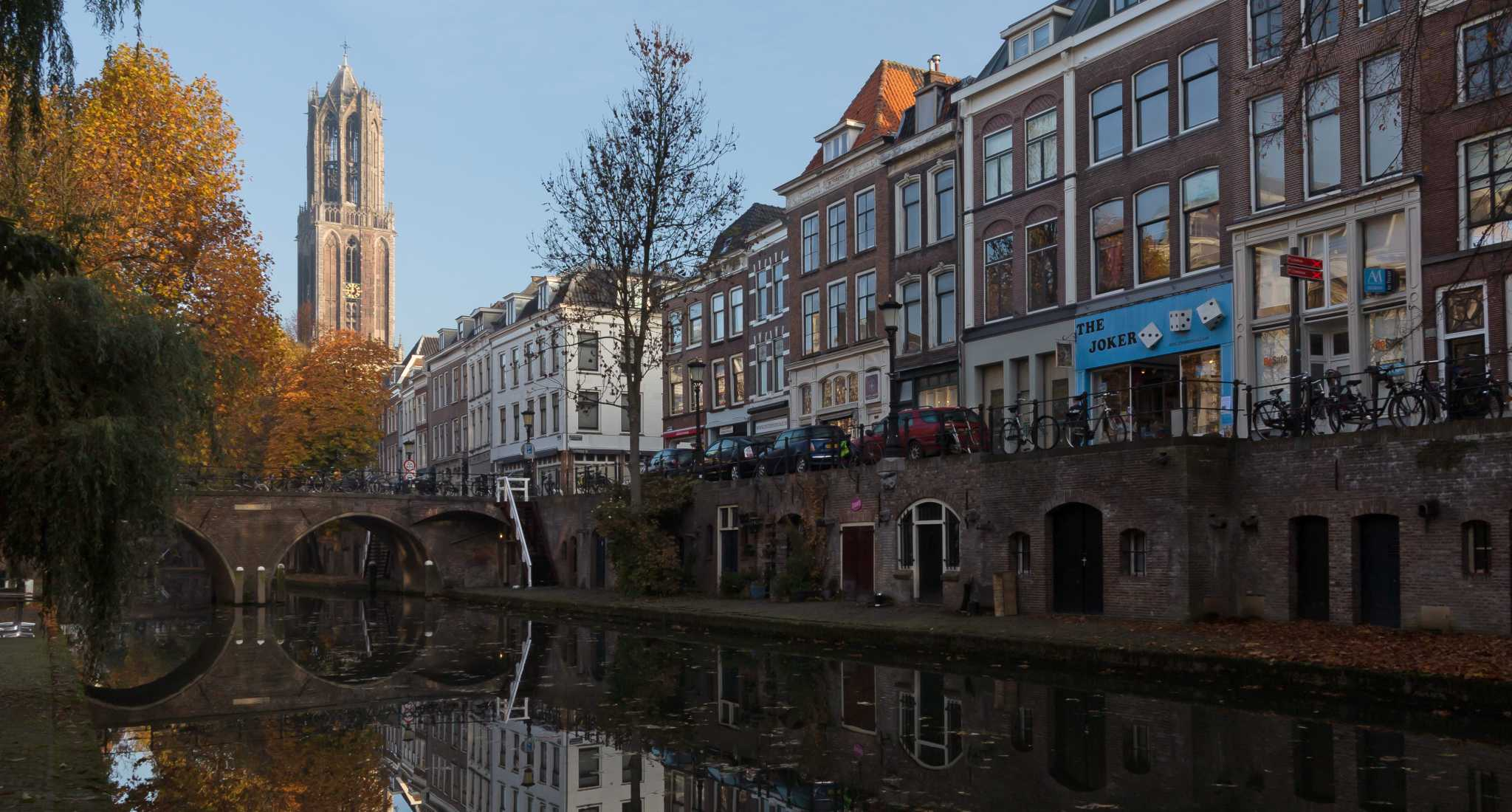 Find a hospitality job in Utrecht