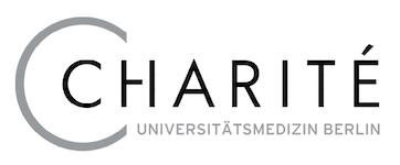 Logo der Universität Charité Berlin