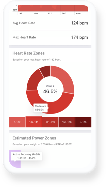 Heart Rate Screen