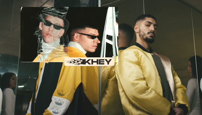 Michel — Khey feat Sneazzy