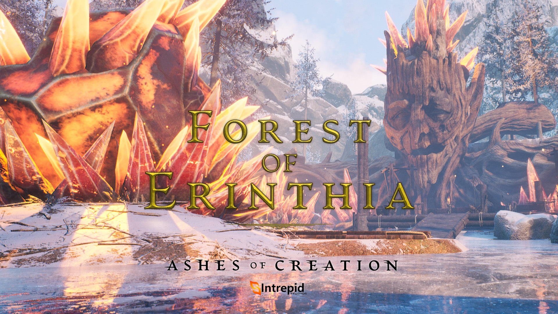 Forest of Erinthia Game Update