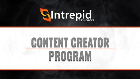 Introducing the Intrepid Studios Content Creator Program