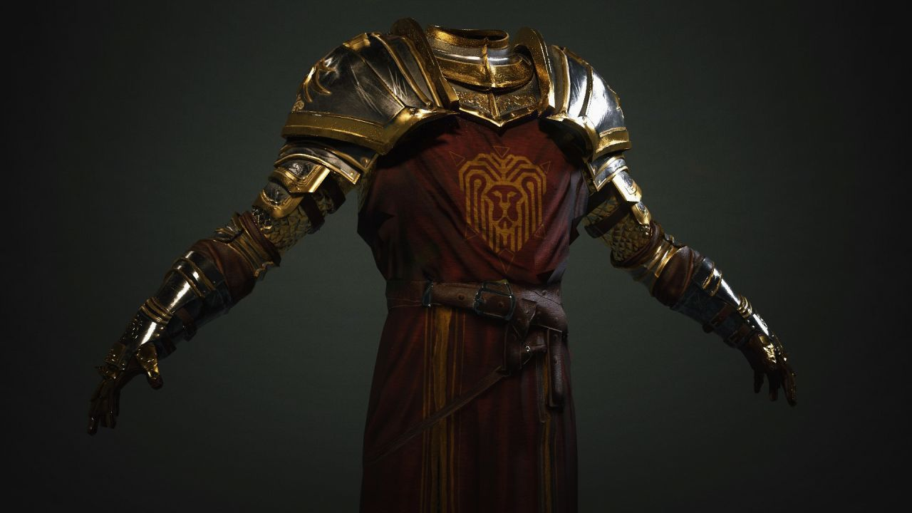 Regalia of the Iron Lion