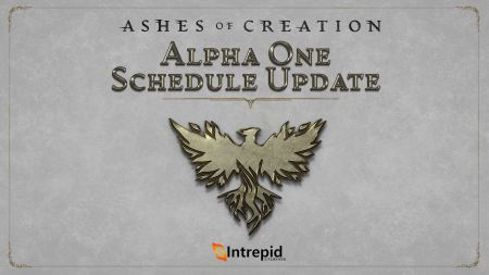 Alpha One Schedule Update