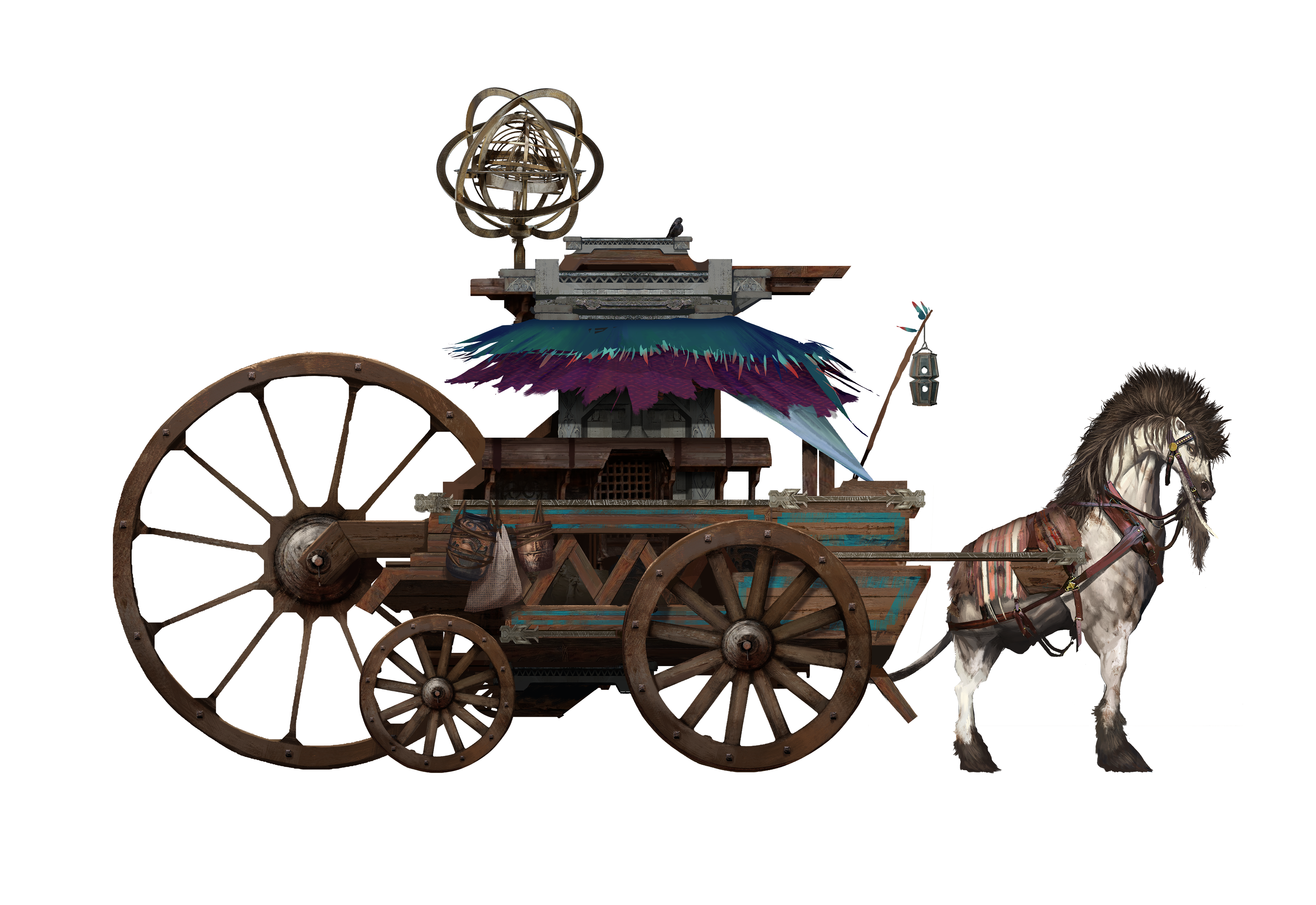 Monthly Cosmetics - 2019 - 4 - Caravan (1)