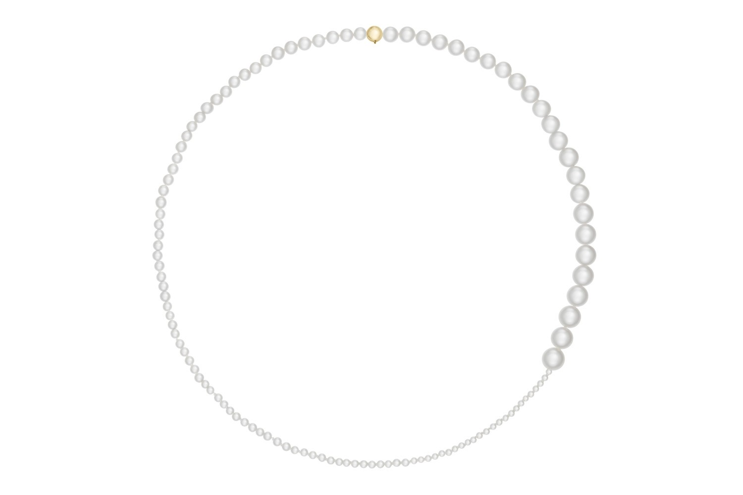 peggy pearl necklace by sophie bille brahe sml