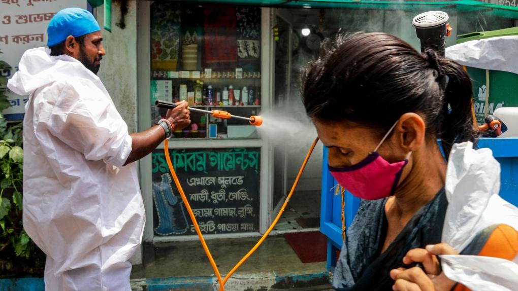 تسجل الهند أعلى زيادة يومية على الإطلاق في حالات الإصابة بالفيروس على مستوى العالم