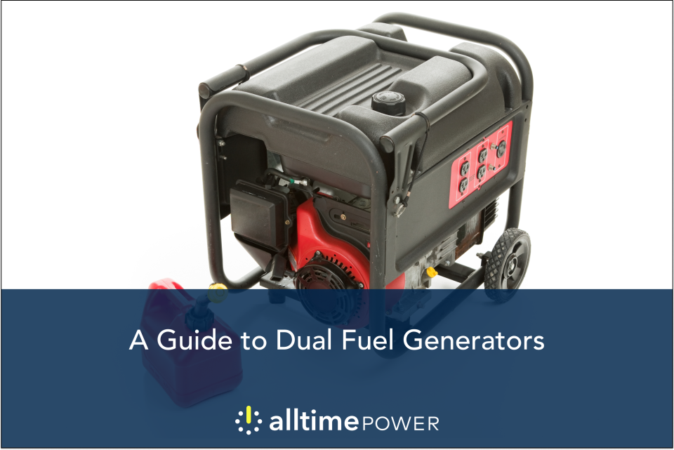 A Guide to Dual Fuel Generators