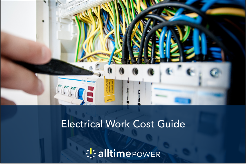 Electrical Work Cost Guide: What you can expect to pay