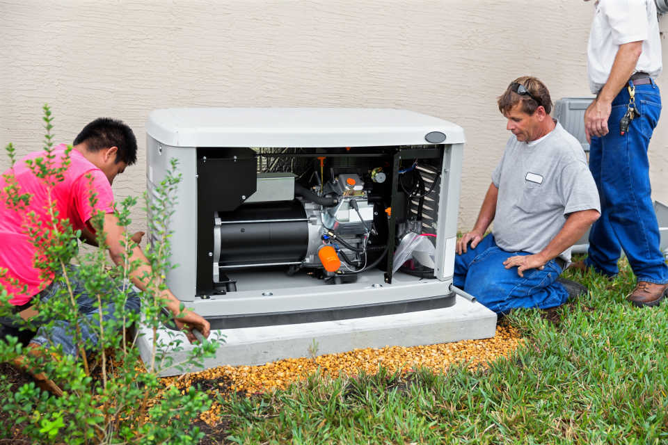 Guide to finding the best generator dealer