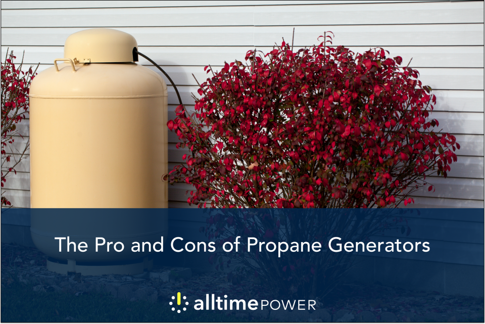 The Pros and Cons of Propane Generators