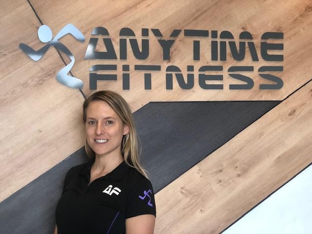 Jessica Peake Anytime Fitness