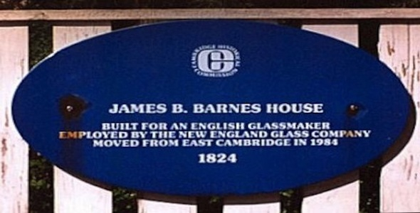 James B. Barnes House photo 1
