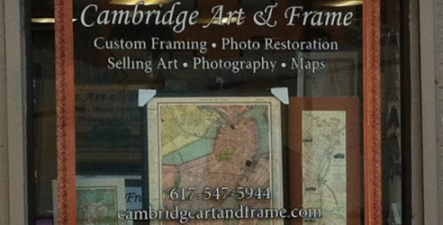 Cambridge Art & Frame photo 1