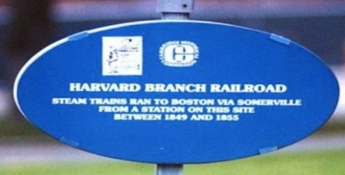Harvard Branch Railroad photo 1