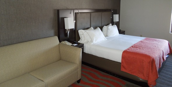Holiday Inn Express and Suites photo 1