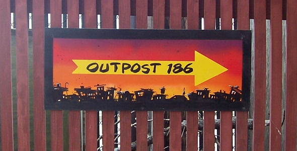 Outpost 186 photo 1