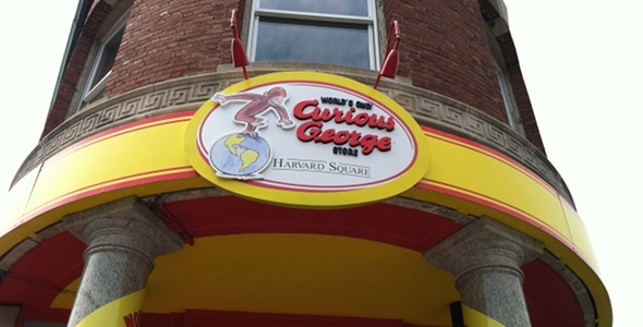 Curious George Store, The photo 1