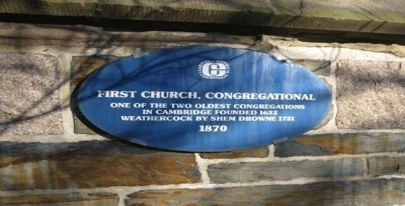 First Church, Congregational photo 1