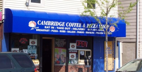 Cambridge Coffee & Pizza photo 1