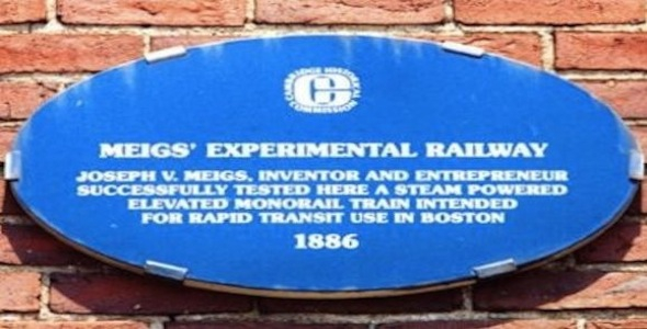 Meigs' Experimental Railway photo 1