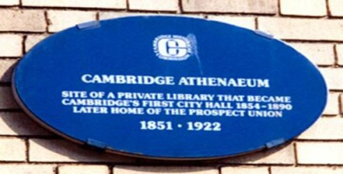Cambridge Athenaeum photo 1