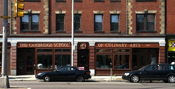 Cambridge School of Culinary Arts, The photo 1