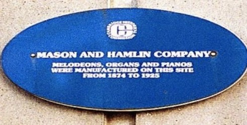 Mason and Hamlin Company photo 1