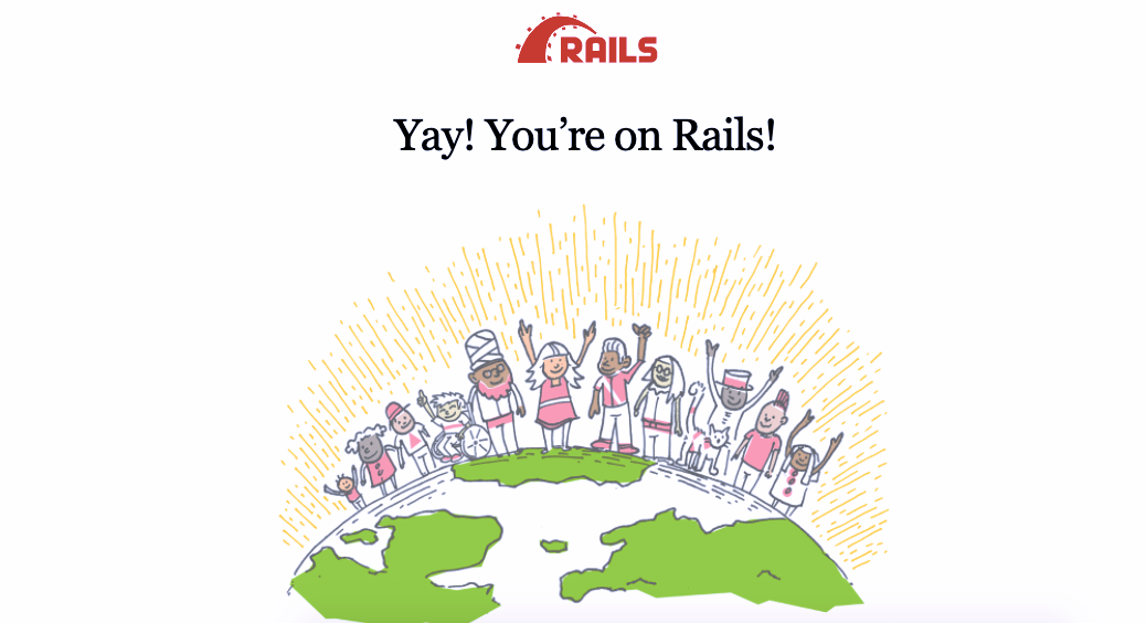 rails start image