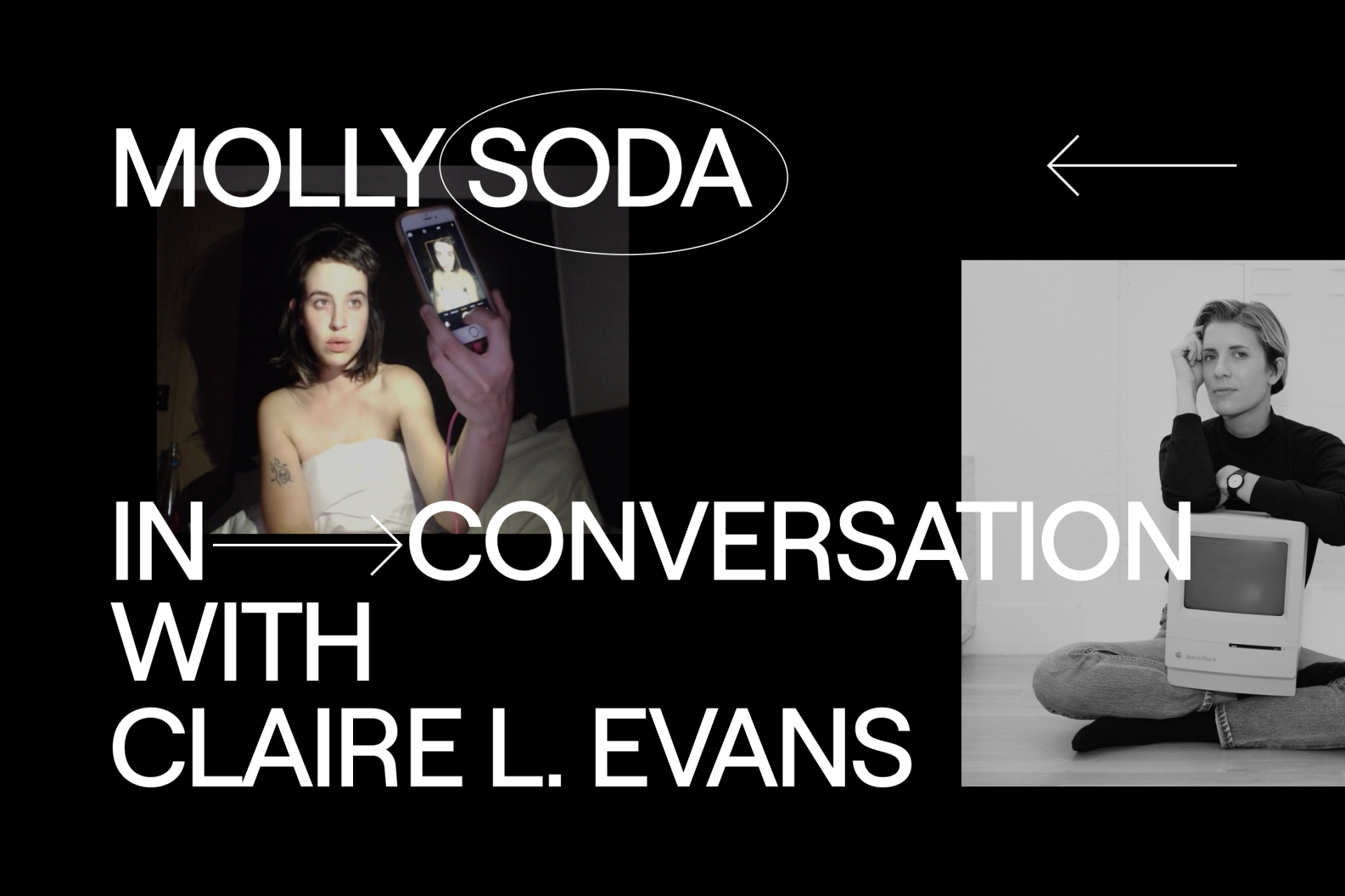 What Molly Soda has learned from watching YouTube all day.