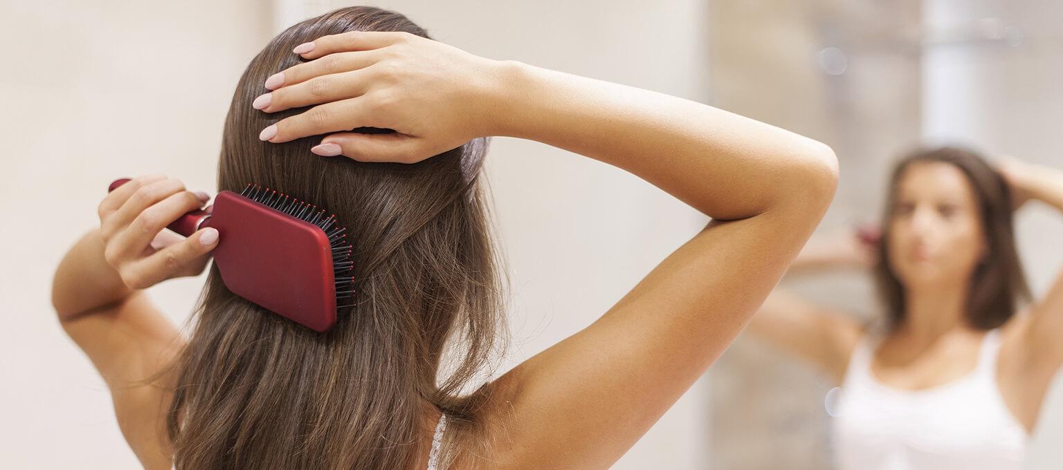 Is postpartum hair loss normal?