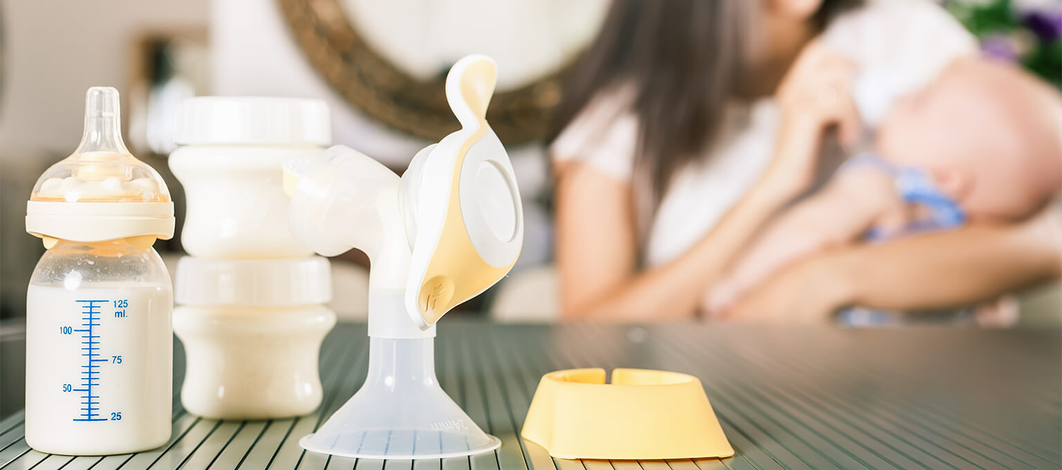 How to use breast pump