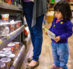 Grocery-shopping-with-baby