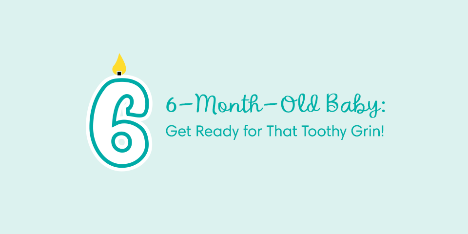 6-Month-Old Baby: Milestones, Weight and Feeding | Pampers